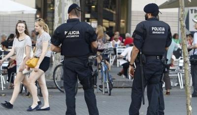 Σε συναγερμό η Βαρκελώνη - Φόβοι για τρομοκρατικό χτύπημα
