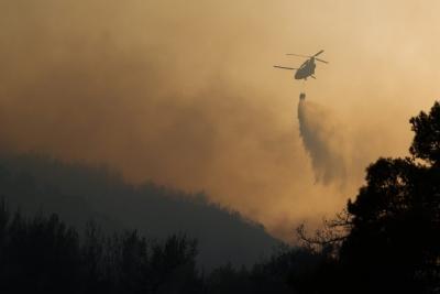 ΑΔΜΗΕ: Σε κίνδυνο η ηλεκτροδότηση της Ανατολικής Αττικής λόγω της πυρκαγιάς στη Βαρυμπόμπη – Έκτακτη σύσκεψη στις 18.30