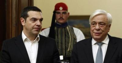 Την εθνική οικονομία επικαλέστηκε ο Τσίπρας για τις πρόωρες εκλογές στις 7 Ιουλίου - Δεκτή η πρόταση από τον Παυλόπουλο
