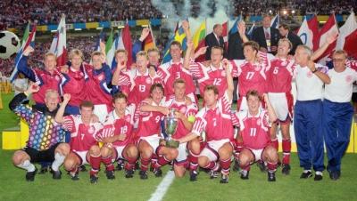 Ιστορίες EURO (1992) Κιμ Βίλφορτ: Το μεγαλείο ψυχής και η δύναμη της θέλησης ενός πατέρα που έγινε Πρωταθλητής Ευρώπης!