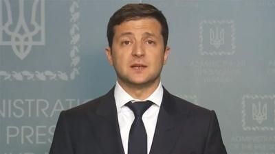 Zelensky (πρ. Ουκρανίας): Ζητάμε την καταδίκη των υπευθύνων και την καταβολή αποζημιώσεων από το Ιράν