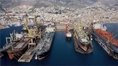 Επίσημο ενδιαφέρον των Αμερικανών για εξαγορά των Ναυπηγείων Ελευσίνας μέσω της εταιρίας ONEX Shipyards