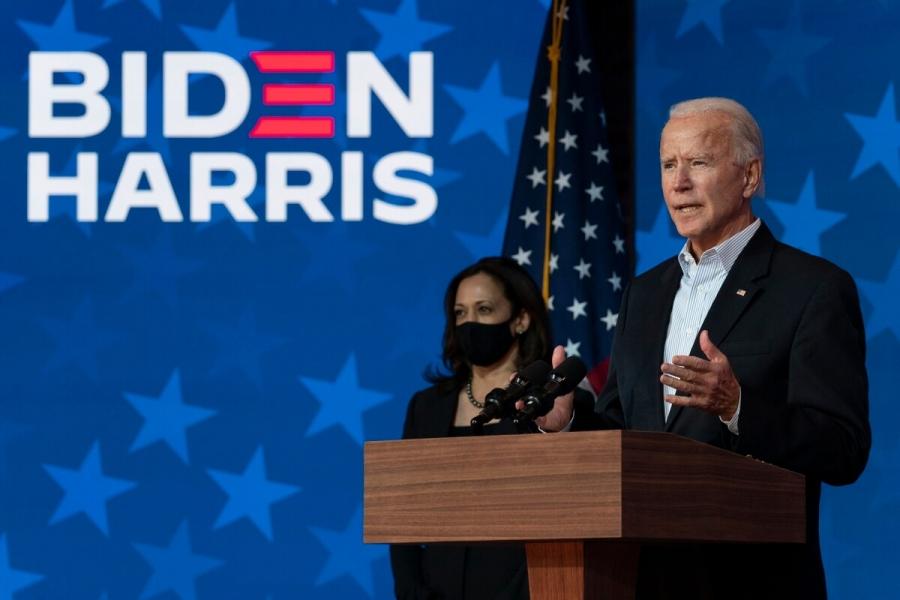 ΗΠΑ: Βοήθεια από την Εθνική Φρουρά για την επιτάχυνση των εμβολιασμών ζητά ο Biden