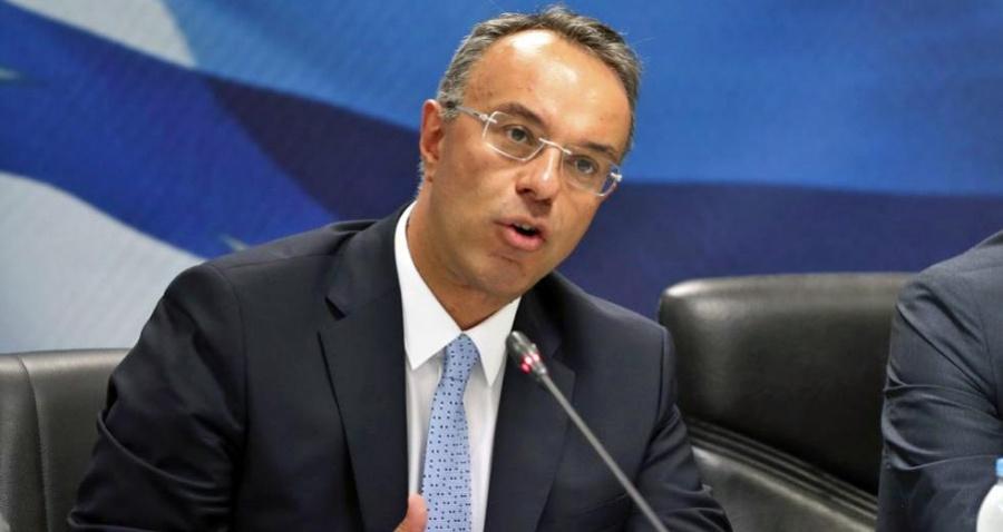 Σταϊκούρας: Δεν εξετάζεται μείωση μισθών στο δημόσιο – Έκκληση στους πολίτες να μην συνωστίζονται στις τράπεζες