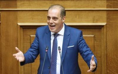 Βελόπουλος: Από το νέο lockdown πλήττεται ο Αγιασμός των Υδάτων, η μεγαλύτερη εορτή της Ορθοδοξίας