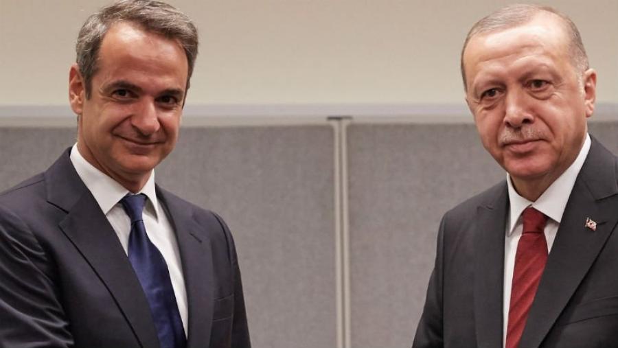 Erdogan: Δεν θα σκύψουμε το κεφάλι μας - Ο Cavusoglu προανήγγειλε συνάντηση με Μητσοτάκη