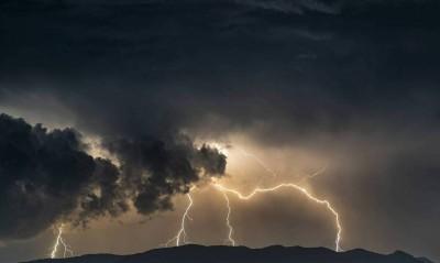 Έρχεται η κακοκαιρία Κίρκη: Καταιγίδες και θυελλώδεις άνεμοι το διήμερο Τετάρτη - Πέμπτη (28-29/10)