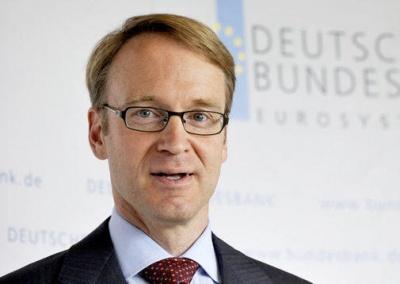 Weidmann: Οι υψηλότερες επενδύσεις θα οδηγήσουν σε μείωση του γερμανικού πλεονάσματος τρεχουσών συναλλαγών