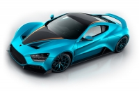 To επετειακό Zenvo TS1 GT των 1.180 ίππων!