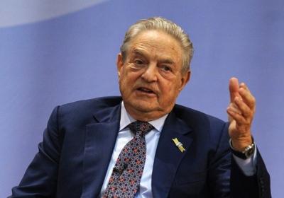 (Ξανά)σορτάρει στο Λονδίνο ο Soros... με κριτήριο τις μετοχές που ανταγωνίζεται η βρετανική κυβέρνηση!