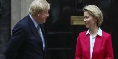 Von der Leyen (Κομισιόν): Την Κυριακή (13/12) θα ληφθούν οι τελικές αποφάσεις για το Brexit