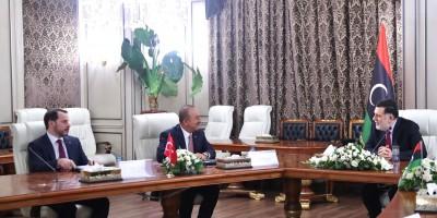 Ο Cavusoglu μιλά εκ μέρους της κυβέρνησης της Λιβύης: Θα υπάρξει κατάπαυση πυρός μόνο αν αποσυρθούν οι δυνάμεις Haftar