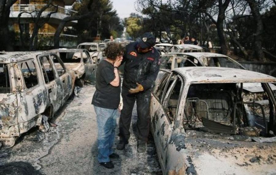 Τρία χρόνια από τη φονική πυρκαγιά στο Μάτι