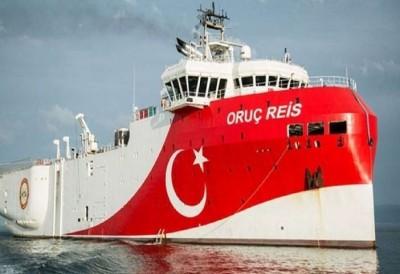 Υπό τον φόβο κυρώσεων  από την ΕΕ στις 10-11/12 για τις έρευνες στην Αν. Μεσόγειο... η Τουρκία «βαφτίζει» αλλοδαπές τις ενεργειακές εταιρείες