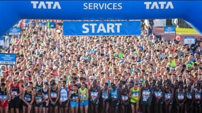 Τεράστια επένδυση σε μαραθωνίους με 320 εκατομμύρια δολάρια από την Tata Consultancy Services!