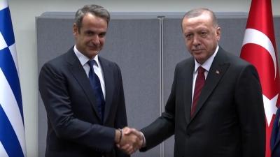 Αναβαθμισμένος ο Erdogan με συναντήσεις κορυφής στο ΝΑΤΟ (14/6) - Στο περιθώριο ο Μητσοτάκης, βλέπει μόνο Johnson