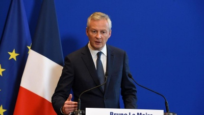 Le Maire (ΥΠΟΙΚ Γαλλίας): Να μην αποδυναμώσει την ενιαία αγορά μια συμφωνία με τη Μ. Βρετανία
