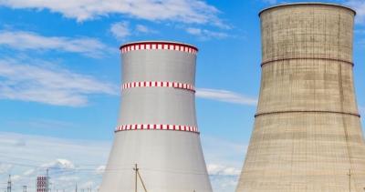 Εκτός λειτουργίας μονάδα του νέου πυρηνικού σταθμού της Λευκορωσίας