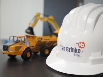 Η Ten Brinke επενδύει 300 εκατ. ευρώ στην ελληνική κτηματαγορά