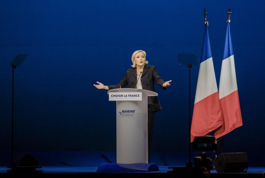 Γαλλία: Η αγορά χρέους αξιολογεί την εκλογική άνοδο της Marine Le Pen όσον αφορά το κόστος δανεισμού