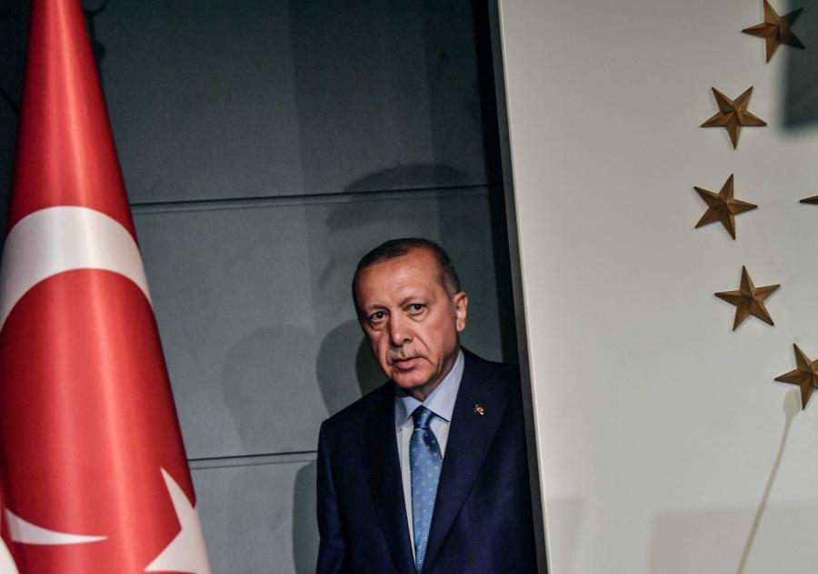Ο Erdogan αδύναμος και «άοπλος» έναντι του Biden, αλλάζει γραμμή πλεύσης