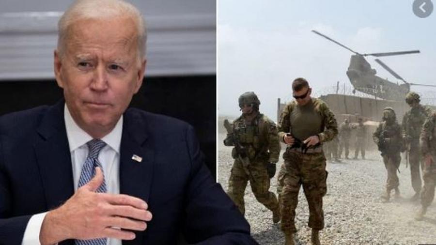 Oι ΗΠΑ ανακοίνωσαν ότι αποσύρουν τα στρατεύματα από το Αφγανιστάν μέχρι τις 11/9