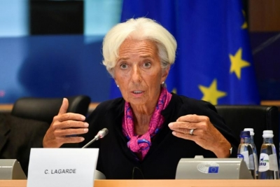 Lagarde (EKT): Το μέλλον παραμένει αβέβαιο, θα επιμείνουμε μέχρι να περάσει η πανδημία