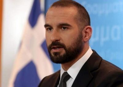 Τζανακόπουλος: Μητσοτάκης και Χρυσοχοΐδης εφαρμόζουν τις μέρες του Πολυτεχνείου ένα χουντικής έμπνευσης μέτρο