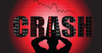 Η κατάρρευση των τραπεζικών μετοχών υποδηλώνει κεφαλαιακό πρόβλημα – Οι μετοχές χειρότερα από το χάος του 2015 υπό τον φόβο του Grexit