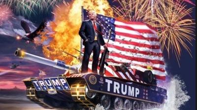 O Trump έβγαλε 70 εκατ. δολάρια, τους δύο μήνες του πολέμου ανατροπής του εκλογικού αποτελέσματος