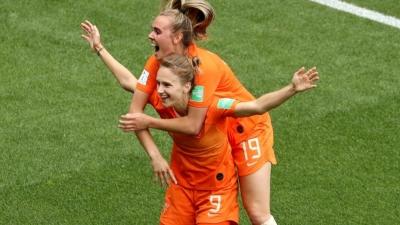 Ζάμπια – Ολλανδία 3-10: Ιστορικό ρεκόρ γκολ στους Ολυμπιακούς Αγώνες, συνεχίζει να εντυπωσιάζει με τους αριθμούς της η… Βιβιάν Μίντεμα!