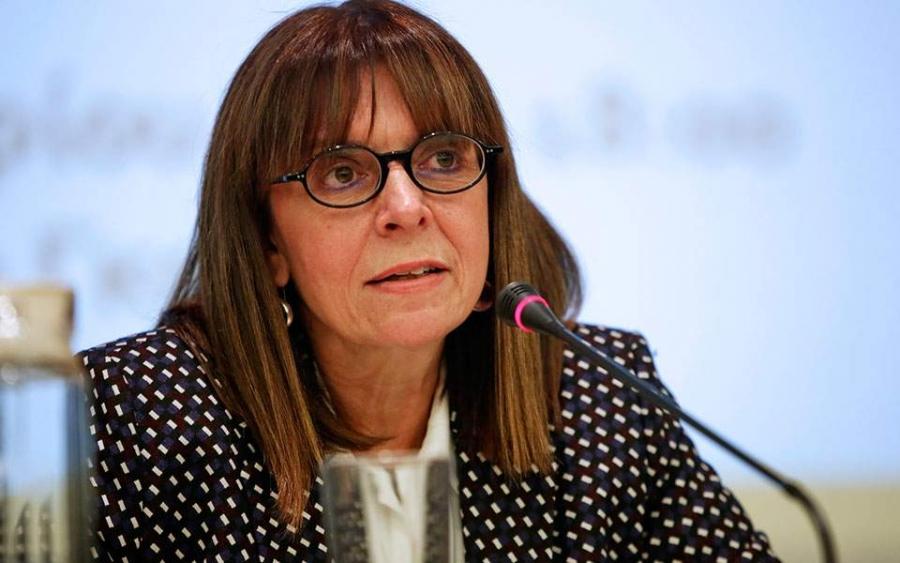 Κατερίνα Σακελλαροπούλου: Ο εμβολιασμός η μόνη λύση για επιστροφή στην κανονικότητα