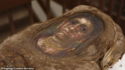 ΗΠΑ: Για πρώτη φορά επιστήμονες αποκαλύπτουν την ταυτότητα μούμιας 1.900 ετών, χωρίς καν να την αγγίξουν