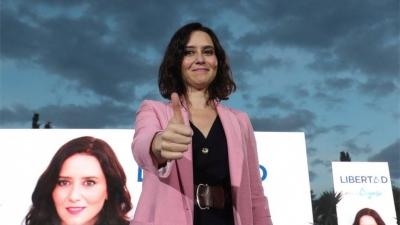 Ισπανία: Μεγάλος νικητής το Λαϊκό Κόμμα στη Μαδρίτη - Αποχωρεί ο Iglesias των Podemos