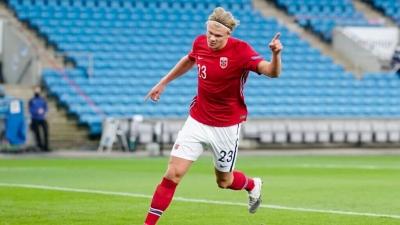 Νορβηγία - Ολλανδία 1-0: Εντυπωσιακό γκολ από τον Χάαλαντ! (video)