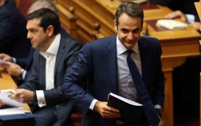 Η πρόταση μομφής της ΝΔ κατά Πολάκη και η αντίδραση Τσίπρα - Στα ύψη η πολιτική πόλωση ενόψει ευρωεκλογών