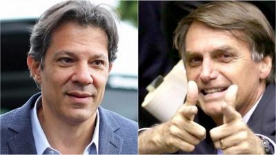 Βραζιλία: Κρίσιμες οι αυριανές (7/10) προεδρικές εκλογές - Φαβορί ο ακροδεξιός κι ο ακροαριστερός υποψήφιος
