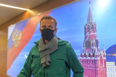 Η εισαγγελία της Μόσχας ζήτησε να επιβληθεί ποινή φυλάκισης 3,5 ετών στον Navanly