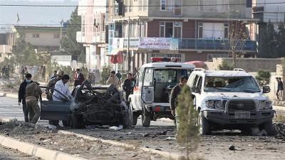 Αφγανιστάν: Τουλάχιστον 11 νεκροί σε βομβιστική επίθεση στη Χελμάντ