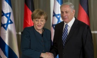 Το Ιράν είναι πηγή ανησυχίας για την ασφάλεια του Ισραήλ, συμφώνησαν Merkel - Netanyahu