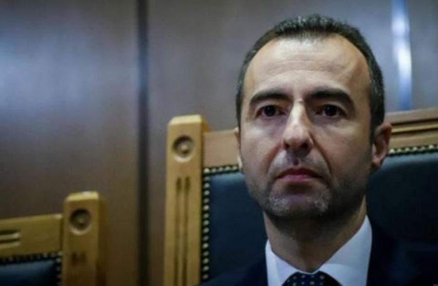 Απάντηση Σεβαστίδη στις επικρίσεις συναδέλφων του για την ανακοίνωση της ΕΔΕ σχετικά με τον Κουφοντίνα