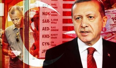 Το φάντασμα της φτώχειας πάνω από την Τουρκία - Kαλπάζουν οι τιμές τροφίμων