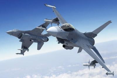 Έφτασε στο Τέξας το πρώτο αναβαθμισμένο F-16 Viper της Πολεμικής Αεροπορίας