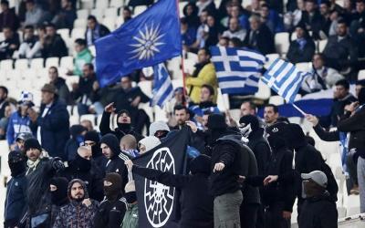Έρευνα ξεκινά η UEFA για την ανάρτηση των ναζιστικών συμβόλων στον αγώνα Ελλάδας - Εσθονίας