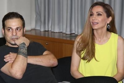 Χωρίζουν Ντέμης Νικολαΐδης και Δέσποινα Βανδή!