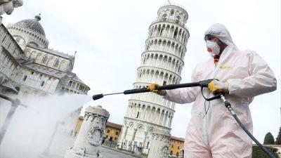 Ιταλία: Φόβοι για αύξηση των κρουσμάτων κορωνοϊού λόγω της υποδοχής της εθνικής μετά το Euro