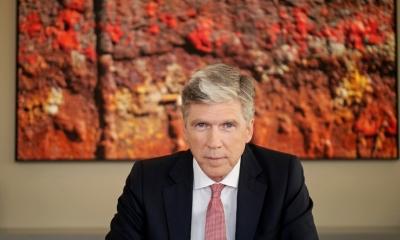 Απογείωση κερδών 13% από τον Όμιλο Eurolife FFH ανακοίνωσε ο Αλ. Σαρρηγεωργίου