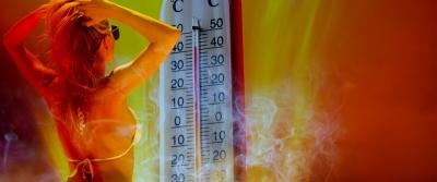 Πρωτοφανής καύσωνας σε διάρκεια και ένταση - Στους 44 βαθμούς η θερμοκρασία στην Αττική λέει η ΕΜΥ