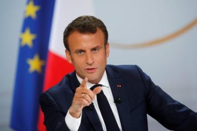Εκπρόσωπος Macron: Δεν υπάρχουν αποδείξεις πως η νόσος συνδέεται με εργαστήριο της Ουχάν
