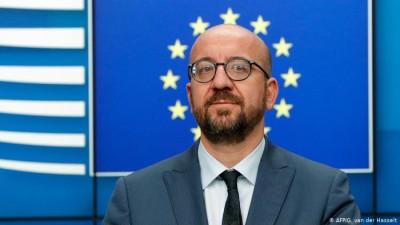 Charles Michel: Να ενισχύσουμε τη συλλογική μας προσπάθεια για την καταπολέμηση του κορωνοϊού